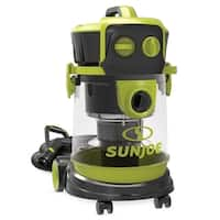 Sun Joe SWD4000 Industrial Motor Wheeled 4 Gal Wet/Dry Vacuum