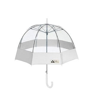 Black Aspen Bubble Umbrella - Large Canopy, 52 Inch Coverage Auto Open