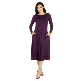 Purple Dresses  80cdacd29
