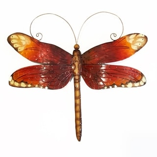 Handmade Red Dragonfly (Philippines)