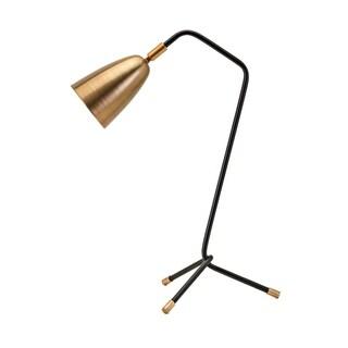 Black Hancock Task Lamp