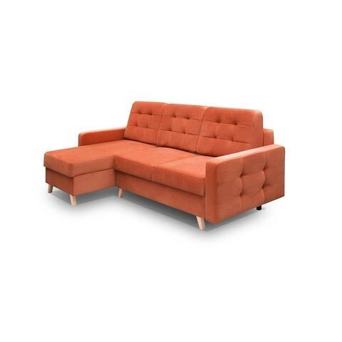 Buy Orange, Sleeper Sofa Online at Overstock | Our Best Living Room ...