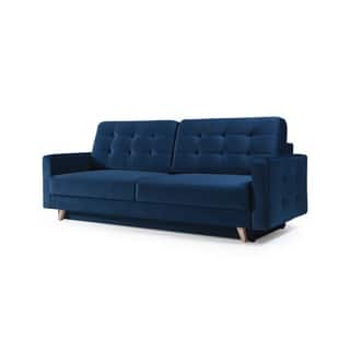 Vegas Futon Sofa Bed Queen Sleeper With Storage
