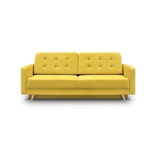 yellow sleeper sofa living room furniture find great furniture rh overstock com yellow leather sleeper sofa