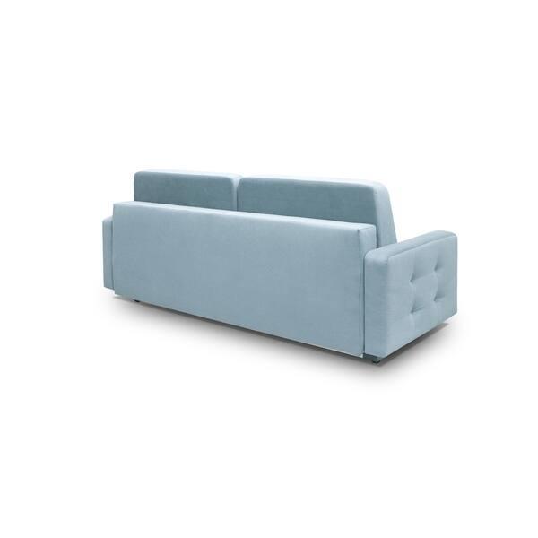 Shop Vegas Futon Sofa Bed, Queen Sleeper with Storage - On ...