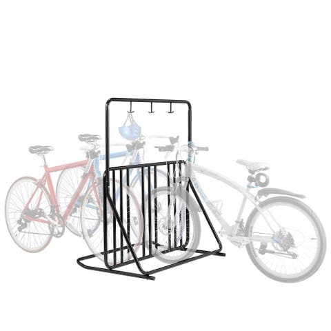 RAD Cycle Six Bike Floor Stand Bicycle Instant Park Pro-Quality!