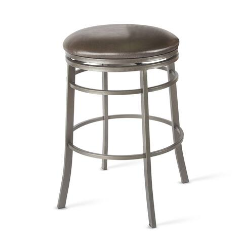 Mineral Backless Swivel Bar Stool by Greyson Living
