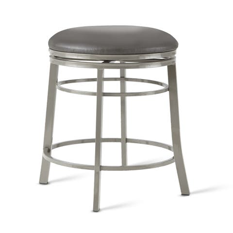 Mineral Backless Swivel Counter Stool by Greyson Living