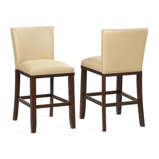 Admirable Buy Blue Wood Counter Bar Stools Online At Overstock Beatyapartments Chair Design Images Beatyapartmentscom