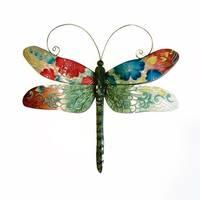 Handmade Dragonfly Spring Flowers