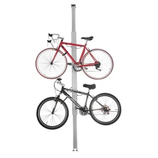 Link to RAD Cycle Aluminum Bike Stand Bicycle Rack Holds Two Bicycles Similar Items in Cycling Equipment