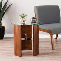 Holly & Martin Circk Round Side Table