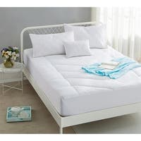 Down Alternative with All Cotton Top - Added Thickness Mattress Pad