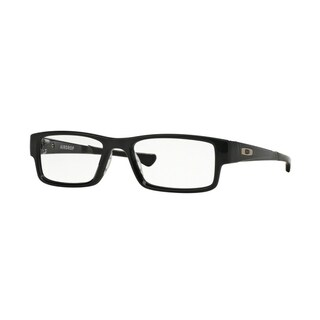 Oakley Airdrop OX8046 Men Black Ink Eyeglasses - Black Ink