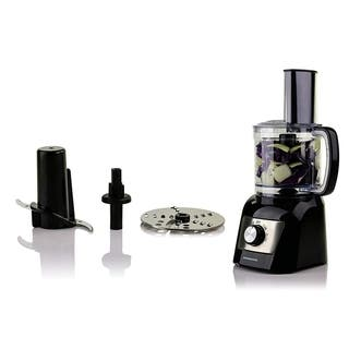 Ovente PF2003B Mini Electric Food Processor and Chopper Multi-Speed