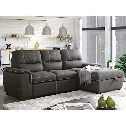 Buy Grey, Sleeper Sectional Sofas Online at Overstock | Our Best ...