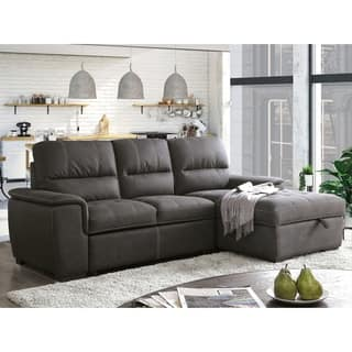Buy Sleeper Sectional Sofas Online at Overstock | Our Best ...