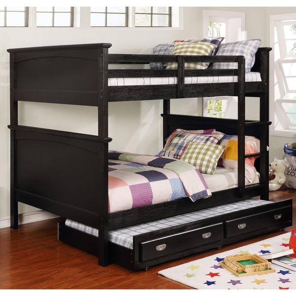 Taylor & Olive McFarland Transitional Bunk Bed