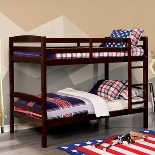 Furniture of America Ty Transitional Bunk Bed