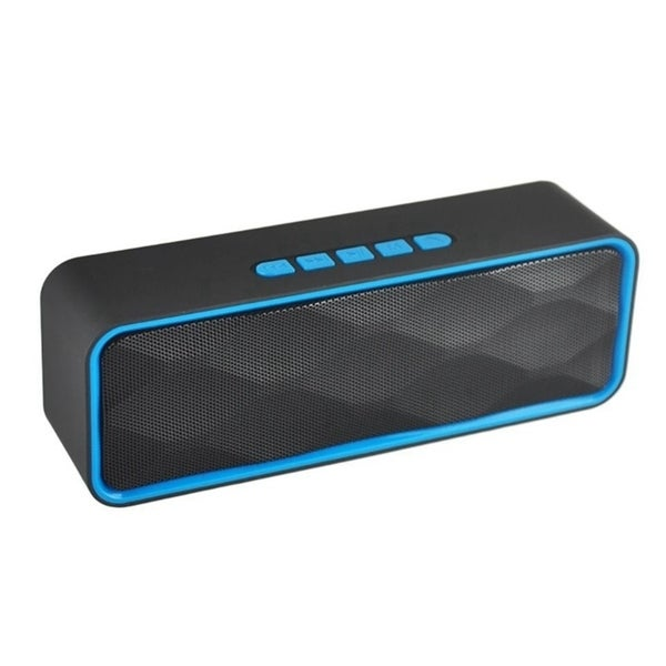 Portable Wireless Bluetooth Speaker Subwoofer Super Bass Stereo Loudspeakers