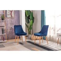 Porthos Home Britta Dining Chairs-Fabric Upholstery, Set of 2