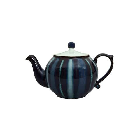 Denby Peveril Accent Teapot