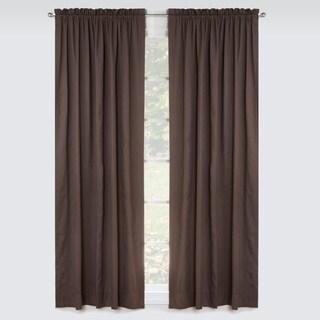 PoloGear Embossed Gateway Rod Pocket Curtain Panel