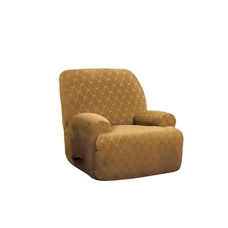 Stretch Sensations Stretch Ogee Jumbo Recliner Slipcover