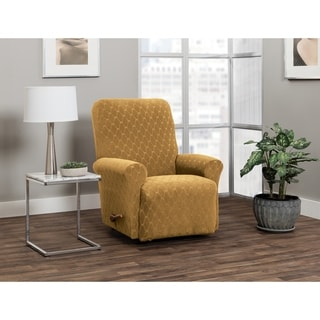 Link to Stretch Sensations Stretch Ogee Recliner Slipcover Similar Items in Slipcovers & Furniture Covers