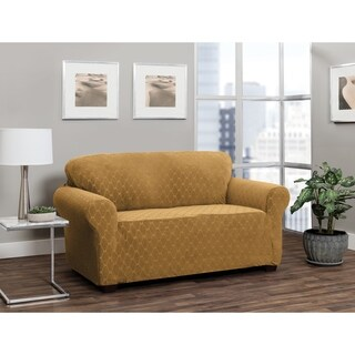 Stretch Sensations Stretch Ogee Sofa Slipcover