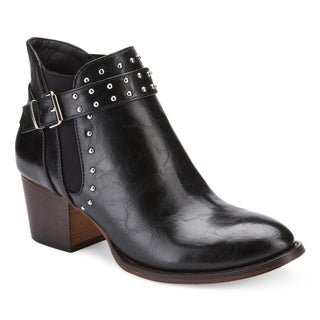 Olivia Miller 'Palmer' Stud Strap Boots