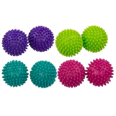 Sunbeam Brights Collection Dryer Balls - Blue/Pink/Purple
