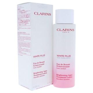Clarins White Plus Brightening 6.7-ounce Aqua Treatment Lotion