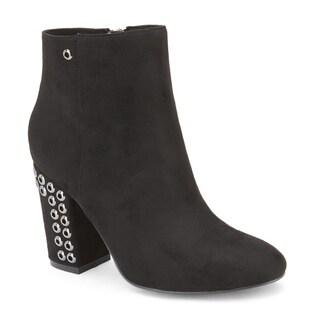 Olivia Miller 'Kenai' Grommet Heel Booties
