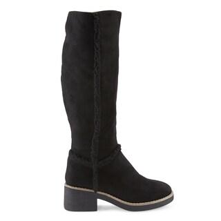 Olivia Miller 'Sitka' Sherpa Trim Boots