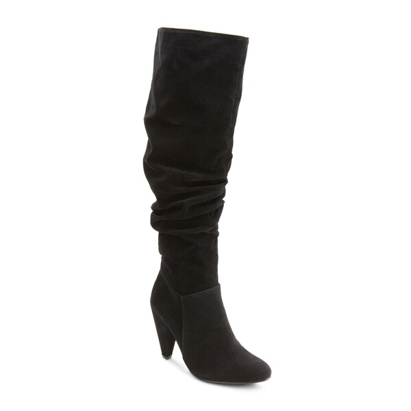 Olivia Miller 'galena' Slouchy Boots   Black   7.5 by Generic