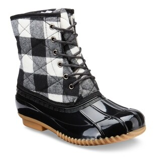 Olivia Miller 'Wrangell' Quilted Duck Boots