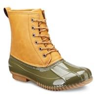 Olivia Miller 'Wasilla' Duck Boots