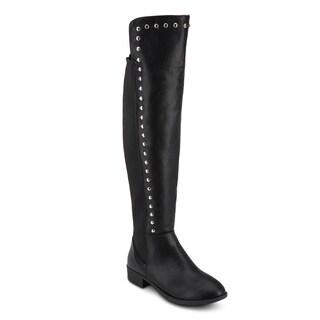 Olivia Miller 'Fairbank' Multi Studded Boots