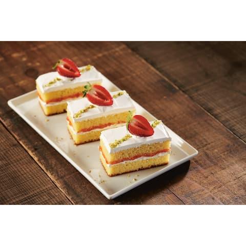 """Paula Deen Nonstick Bakeware 9"""" x 13"""" Cake Pan, Deep Sea Blue Speckle"""