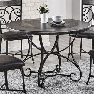 Gladstone 45 Inch Round Dining Table by Greyson Living