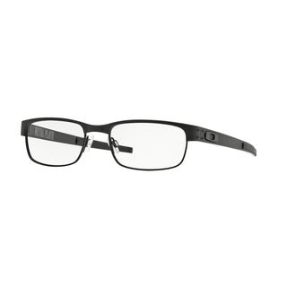 bbfa47fc9c Shop Oakley Metal Plate OX5038 Men Matte Black (22-198) Eyeglasses - Free  Shipping Today - Overstock - 23566047