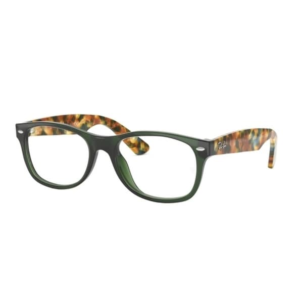 01706c0a99 Shop Ray-Ban New Wayfarer RX5184 Unisex Opal Green Eyeglasses - opal ...