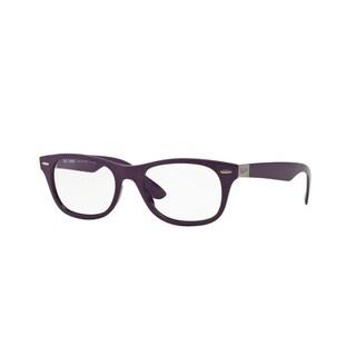 Ray-Ban Liteforce RX7032 Unisex Violet Eyeglasses