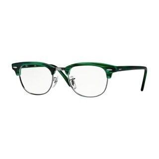 Ray-Ban Clubmaster RX5154 Unisex Green Eyeglasses
