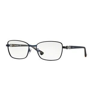 Vogue VO3938 Women Blue Eyeglasses - matte blue