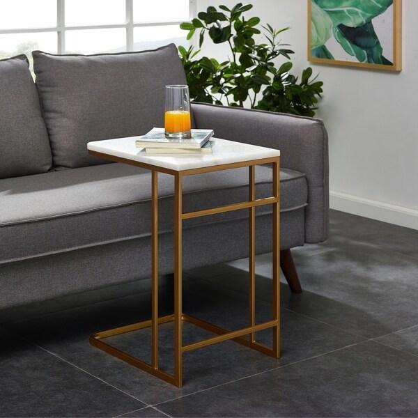 Fuller Marble C Table