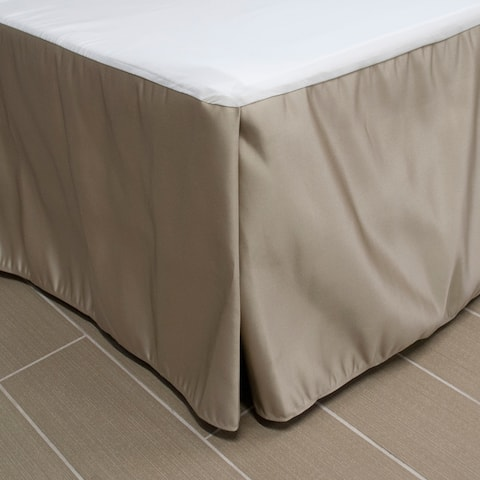 Austin Horn Classics Wanderlust Luxury Bed Skirt - Tan