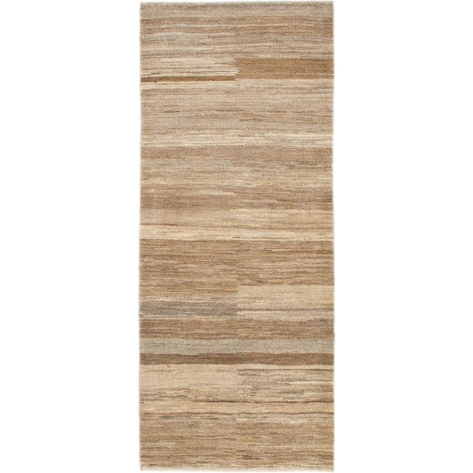 Hand Knotted Kashkuli Gabbeh Wool Runner Rug - 2 9 x 6 9 (Multi - 2 9 x 6 9)