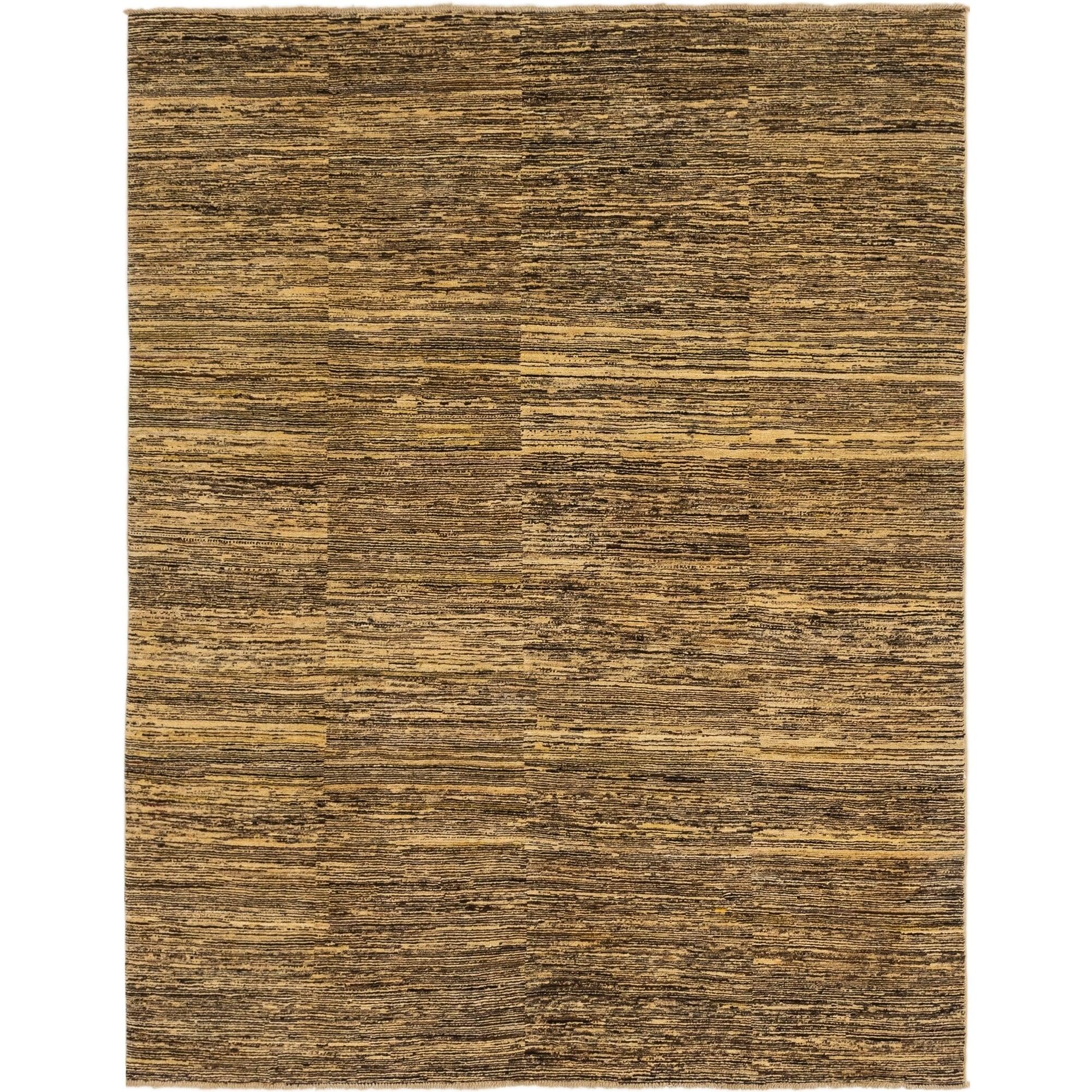 Hand Knotted Kashkuli Gabbeh Wool Area Rug - 6 2 x 7 9 (Multi - 6 2 x 7 9)